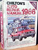 Chilton's Auto Repair Manual 1979-1986, Chilton Automotive Editorial Staff, 0801975751