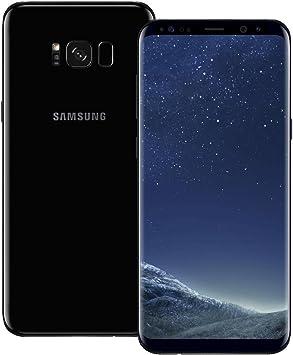 Samsung Galaxy S8 Plus (S8+) (SM-G955FD) 4 GB RAM / 64 GB ROM, 6,2 pulgadas, 12 MP 4 G LTE Dual SIM, desbloqueado de fábrica – (negro medianoche) stock internacional: Amazon.es: Electrónica