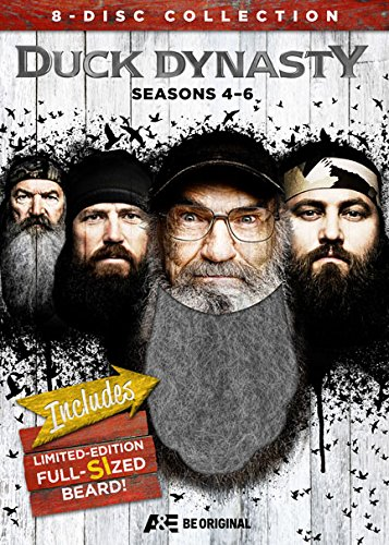 Duck Dynasty: Seasons 4–6 Giftset [DVD]