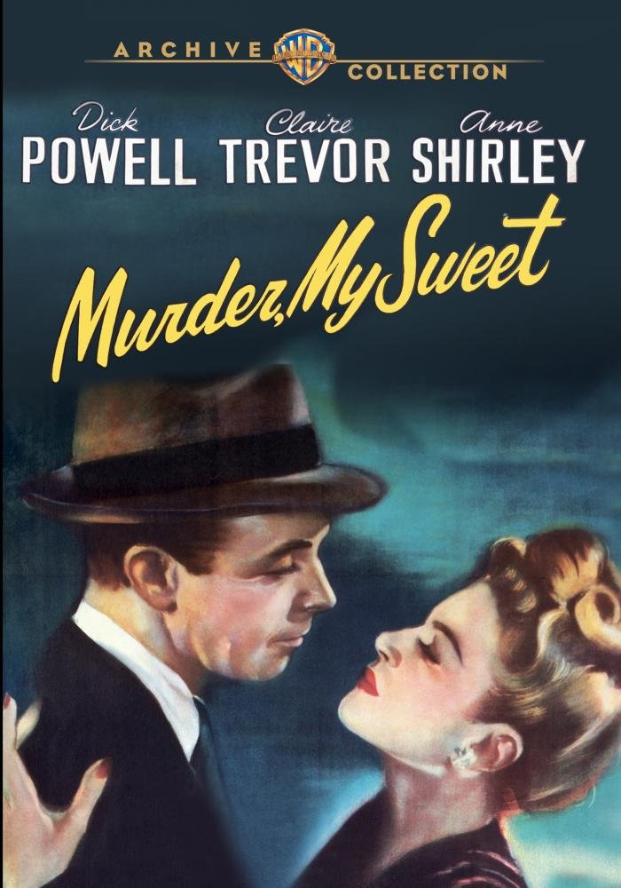Amazon.com: Murder, My Sweet: Edward Dmytryk, Claire Trevor, Dick ...