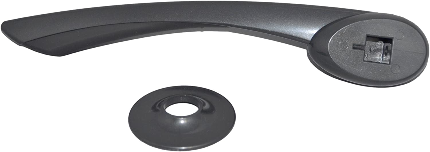 FR Recliner Handle Lever Style Grey Color w 5/8 Inch Hole Catnapper Brand