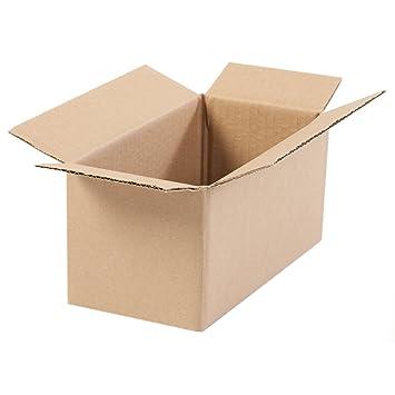 Karton Faltkarton Faltschachteln 450 x 350 x 250 mm einwellig