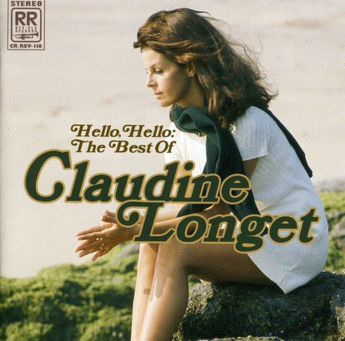 Hello Hello: The Best Of  /  Claudine Longet by REV-OLA