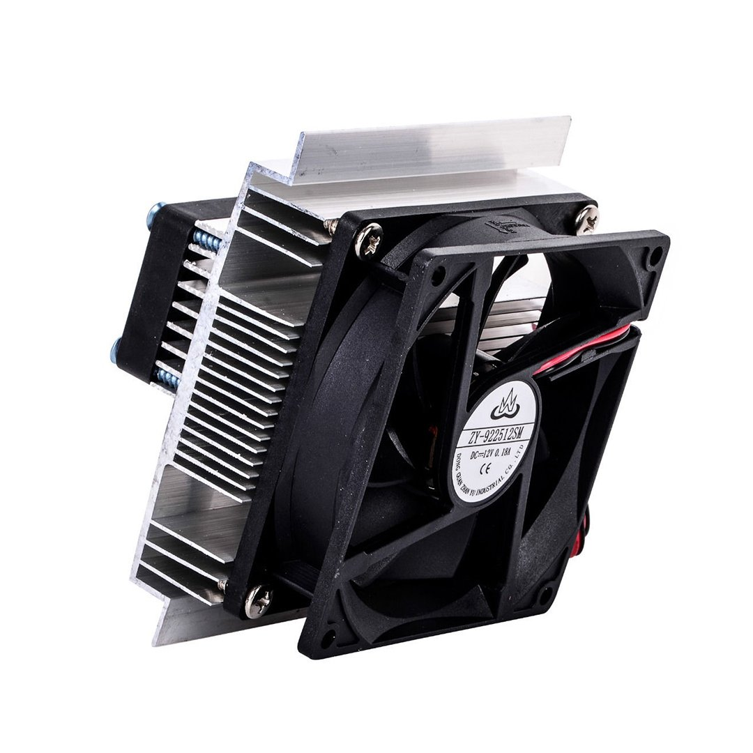 Toogoo TEC-12706 Thermoelectric Peltier Refrigeration Cooling System Kit Cooler Fan DIY by Toogoo (Image #5)