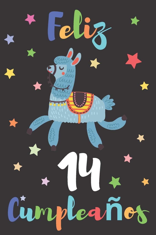 Amazon.com: Feliz 14 Cumpleaños: Regalo para Niños o Niñas ...