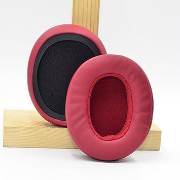 Amazon.com: Cojín de repuesto almohadillas para orejas de ...