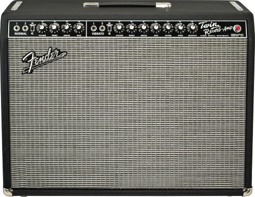Fender Twin Reverb Amps - 1