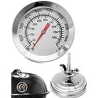 Thermomètre de cuisson analogique HOMETOOLS.EU - Résistant à