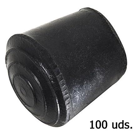 Wolfpack 5330115 Pack de 100 conteras cónicas (goma, 25 mm): Amazon ...