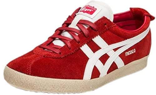 Onitsuka Tiger Mexico Delegation chaussures 7,5 red/white