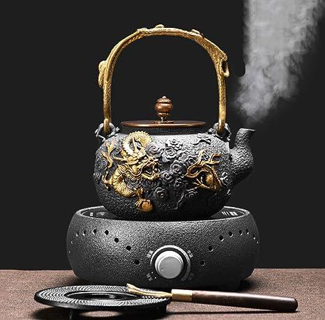 Estufa de cerámica eléctrica Olla de té Cocina de inducción ...