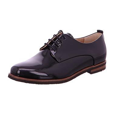 new styles c53a9 03434 LLOYD Damen Schnuerschuhe 26-318-50 schwarz 514997: Amazon ...