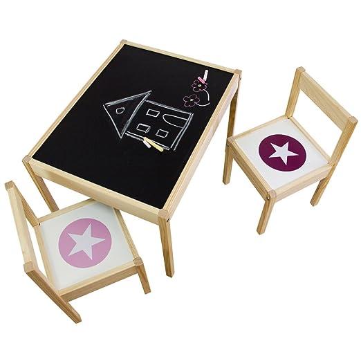 Tiza pantalla Ideenreich para tu infantil apto para tu IKEA ...