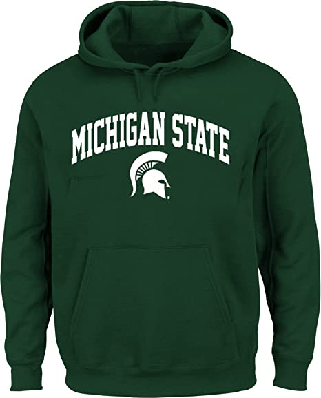 Michigan State Spartans Hoodie Sweatshirt Hat Jersey T-Shirt University Apparel XL