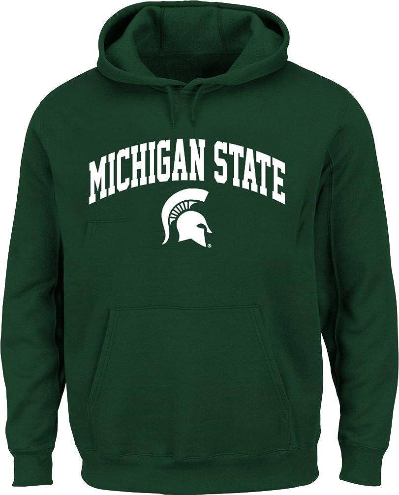 Michigan State Spartans Hoodie Sweatshirt Hat Jersey T-Shirt University Apparel
