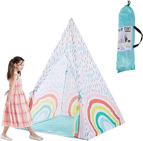 Tipi Kinderzelt Spielzelt Kinderzimmer Spielhaus Zelt