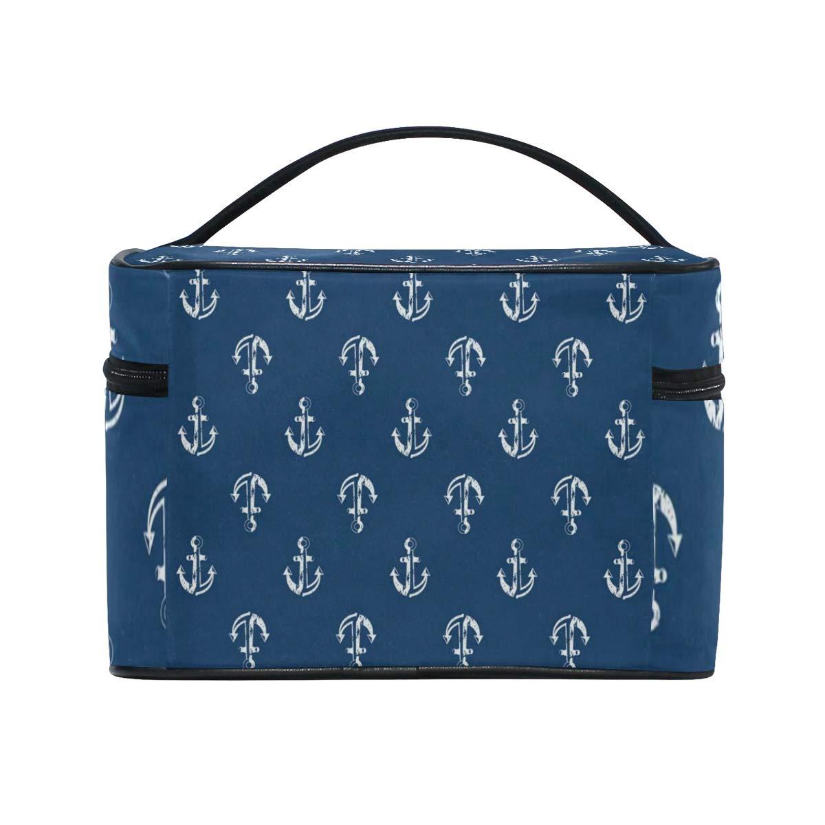 Amazon.com: Bolsa de cosméticos con diseño de búhos en la ...