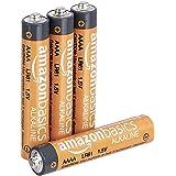 AmazonBasics AAAA Everyday Alkaline Batteries (4-Pack) - Appearance May Vary