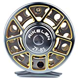 Available Zf60 Series Double Color Aminum Die Casting CNC Fly Fishing Reels Fishing Tackle Fly Fishing Wheel Review
