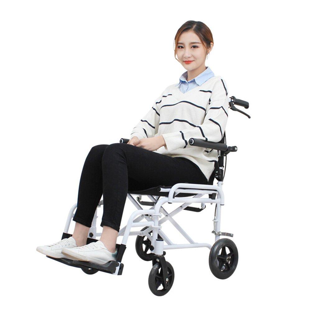 III- Silla de Ruedas/sillas de Ruedas para Personas de la Tercera Edad/vehículos para discapacitados Silla de Ruedas Plegable para Personas de Edad Avanzada ...