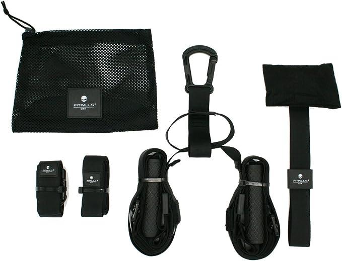 FITKILLS - Suspensión de entrenamiento profesional STX Black ...