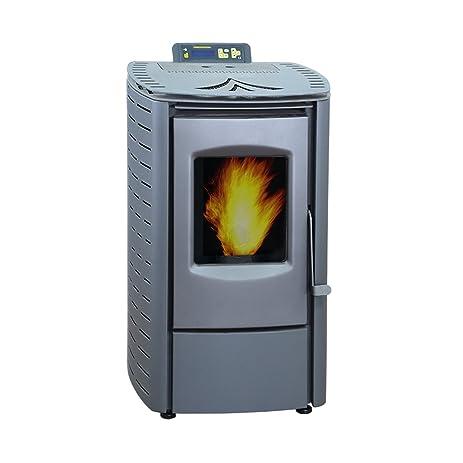 Amazon Nextstep Freestanding Fireplace Pellet Stove Heater In