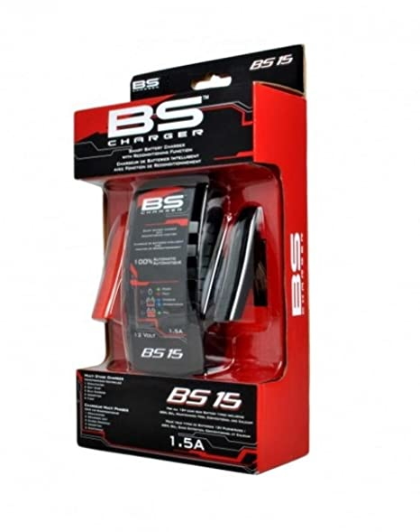 Cargador de baterías automático BS15 - Smart: Amazon.es ...