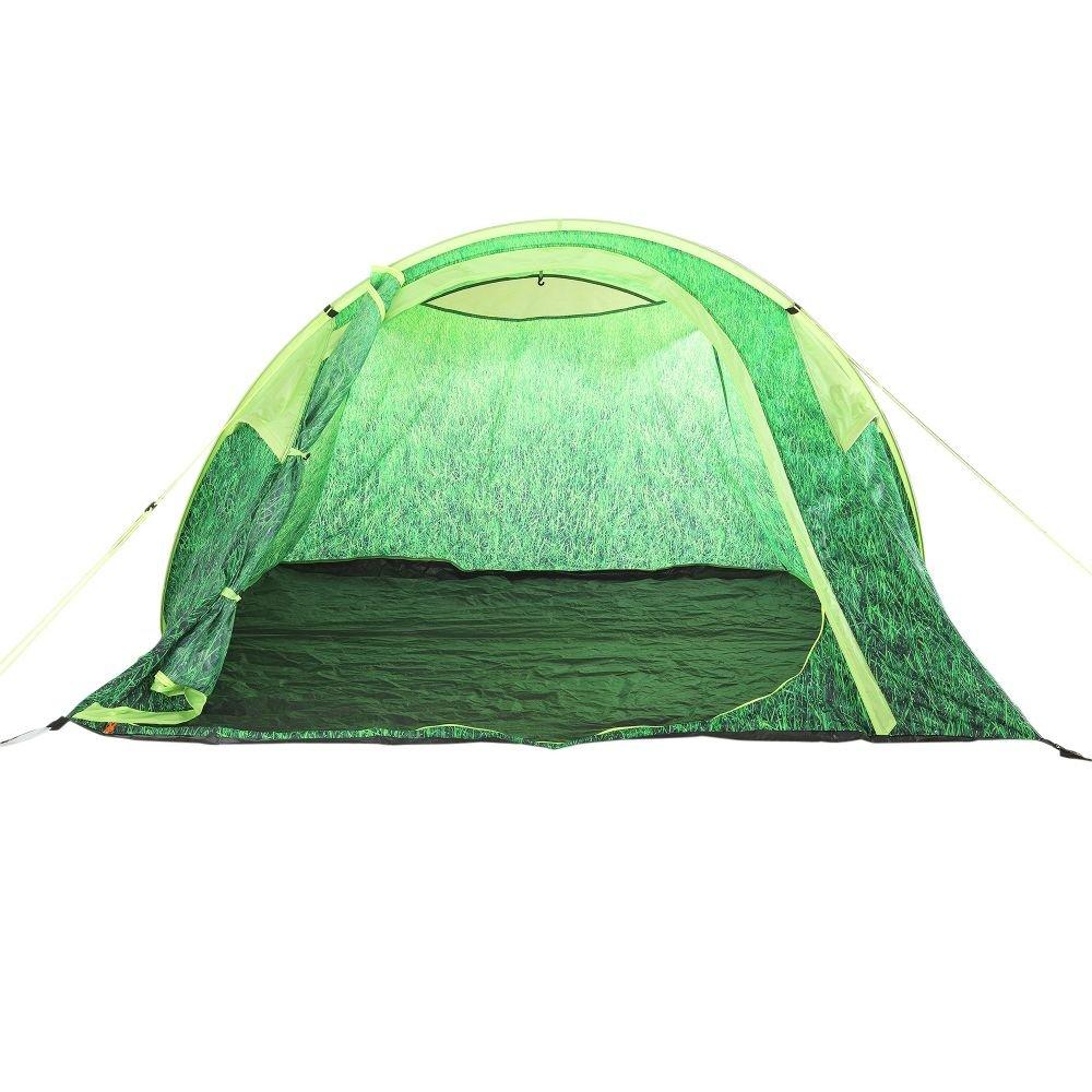 631b2ba3a00 Trespass- Festival Pop Up 4 Man XL Tent  Amazon.co.uk  Garden   Outdoors