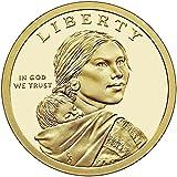 2017 S Sacagawea Native American Dollar