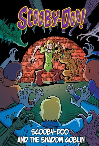 Scooby-Doo and the Shadow Goblin (Scooby-Doo Graphic Novels) -