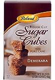 Roland Rough Cut Demerara Sugar, 35.2-Ounce Package