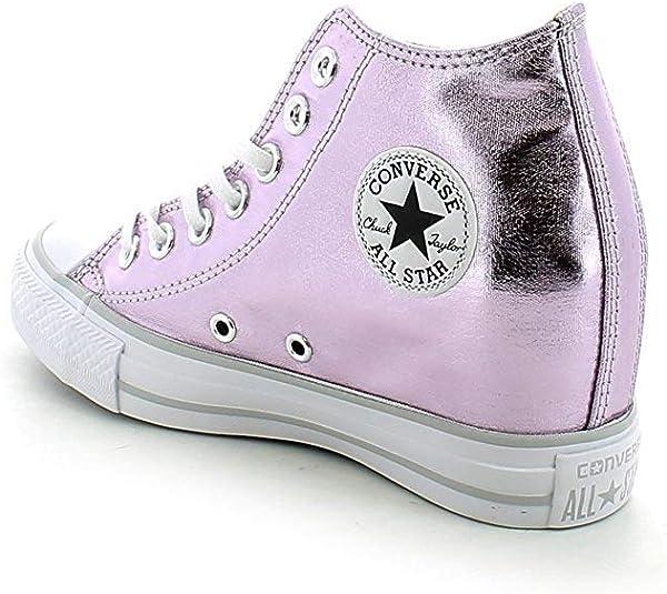 Sneaker Converse CTAS LUX MID Black Size:40,5: Amazon.it