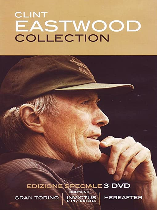 Clint Eastwood collection - Gran Torino + Invictus + Hereafter ...