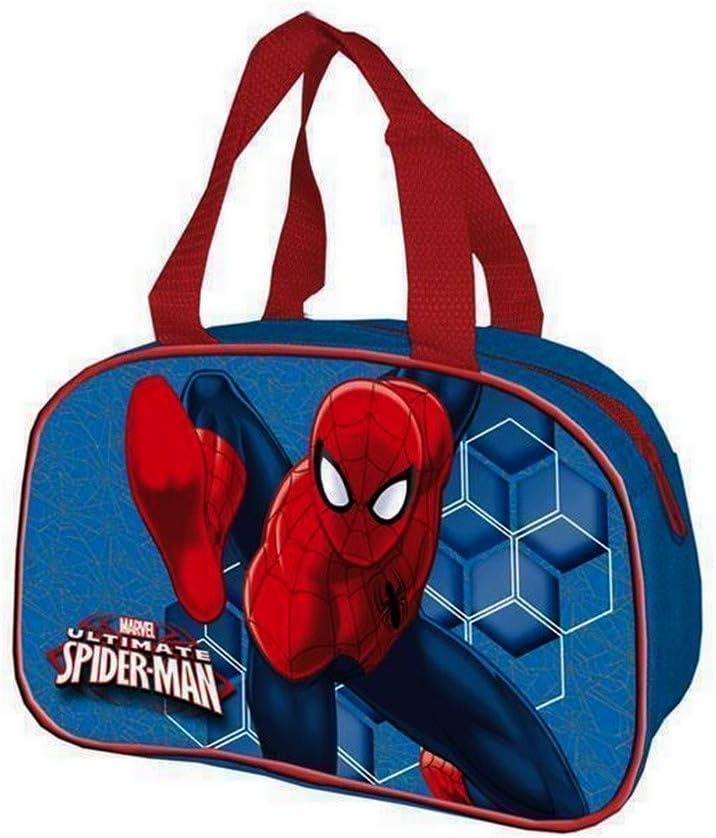 GUIZMAX Sac a gouter Spiderman /école Main Disney