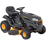 """Poulan Pro 960420181 15.5 hp 6-Speed Lever Riding Tractor Mower, 42"""""""