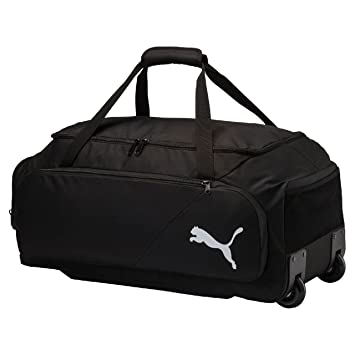 53551dd8f1 Puma Unisex s LIGA Medium Wheel Bag Sports Black