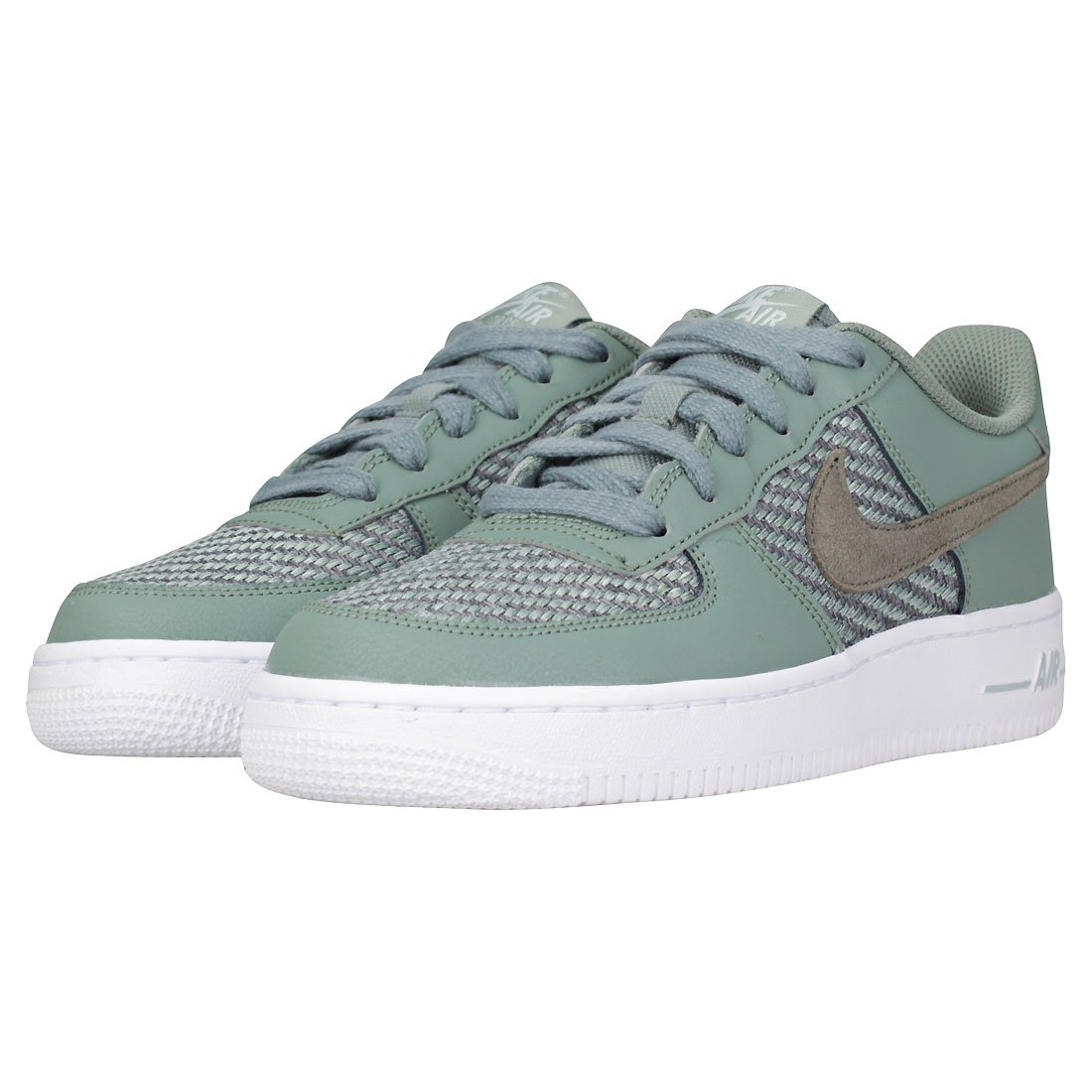 bfbf4cfda208c NIKE Air Force 1 Lv8 Gs Kids Trainers: Amazon.co.uk: Shoes & Bags