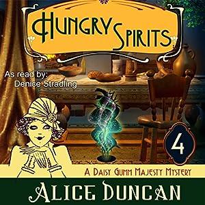 Hungry Spirits Audiobook