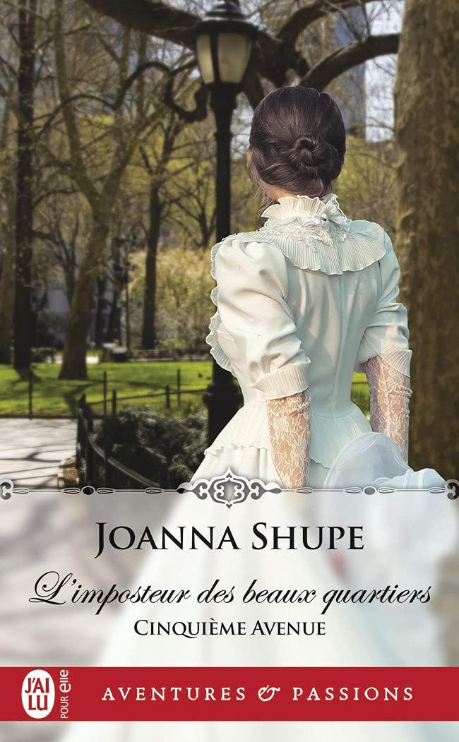 5ème Avenue - Tome 1 : L'imposteur des beaux quartiers de Joanna Shupe 61MFVsRa5DS