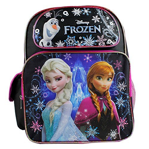 Disney Frozen Print Inches Backpack