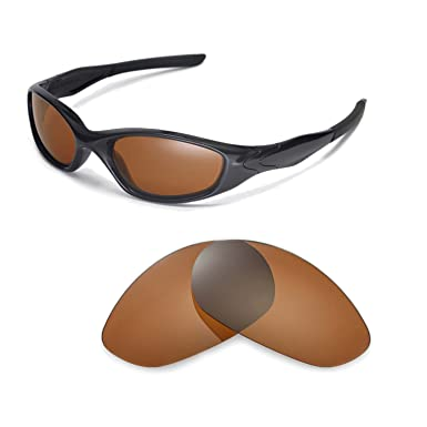 Sunglasses Or Minute Replacement Walleva 0 Lenses 15 With Earsocks For Oakley Options 2 WEDH29YI