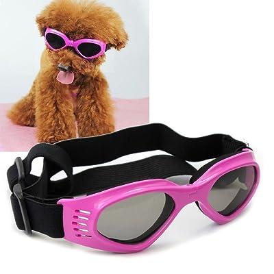 Namsan Stylish and Fun Pet/Dog Puppy UV Goggles Sunglasses Waterproof Protection Sun Glasses