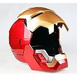 Gmasking 2017 Electronically Open/Close Iron Man MK42/43 Wearable Helmet 1:1 Replica