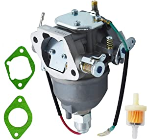 WFLNHB Carburetor Fuel Filter Gasket Replacement for Kohler CV18S CV20S CV22S CV725 Command Engine Carb 24 853 25-S 24 853 19-S 24 053 08-S 24 053 50-S 24 853 50-S