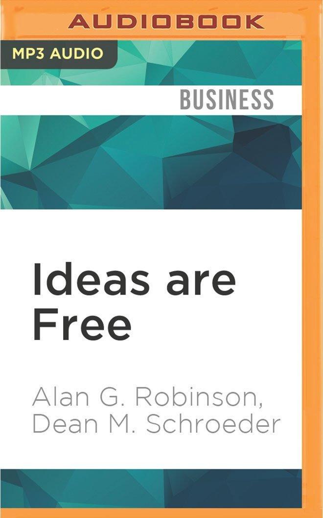 Management de l'innovation - ideas are free