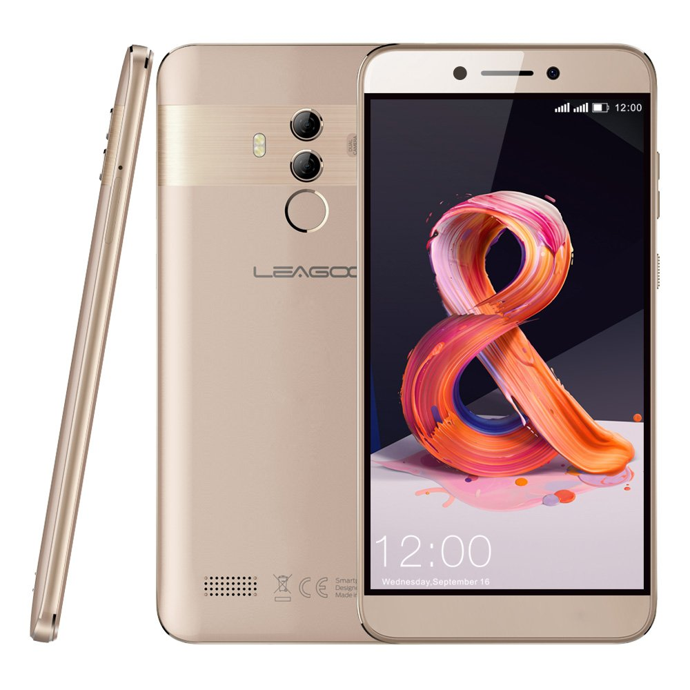 TALLA 4+32GB. Leagoo T8s - 5,5