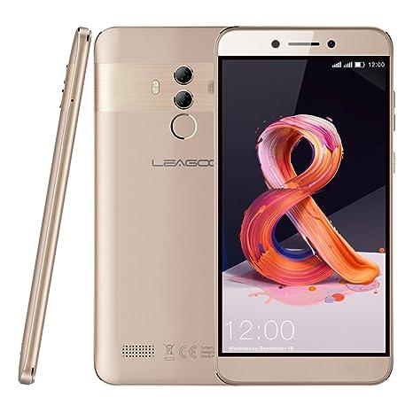 """Leagoo T8s - 5,5"""" 4G LTE Smartphone, Android 8.1 Octa Core 4GB"""