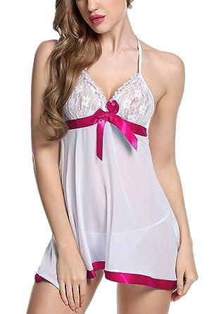 Indian Tailor Women s Net Nightwear Babydoll Dress (Babypink 7341a22eb