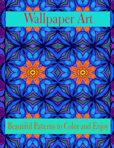 Wallpaper Art Beautiful Patterns to Color and Enjoy: Stress (Wallpaper Halloween Disney)
