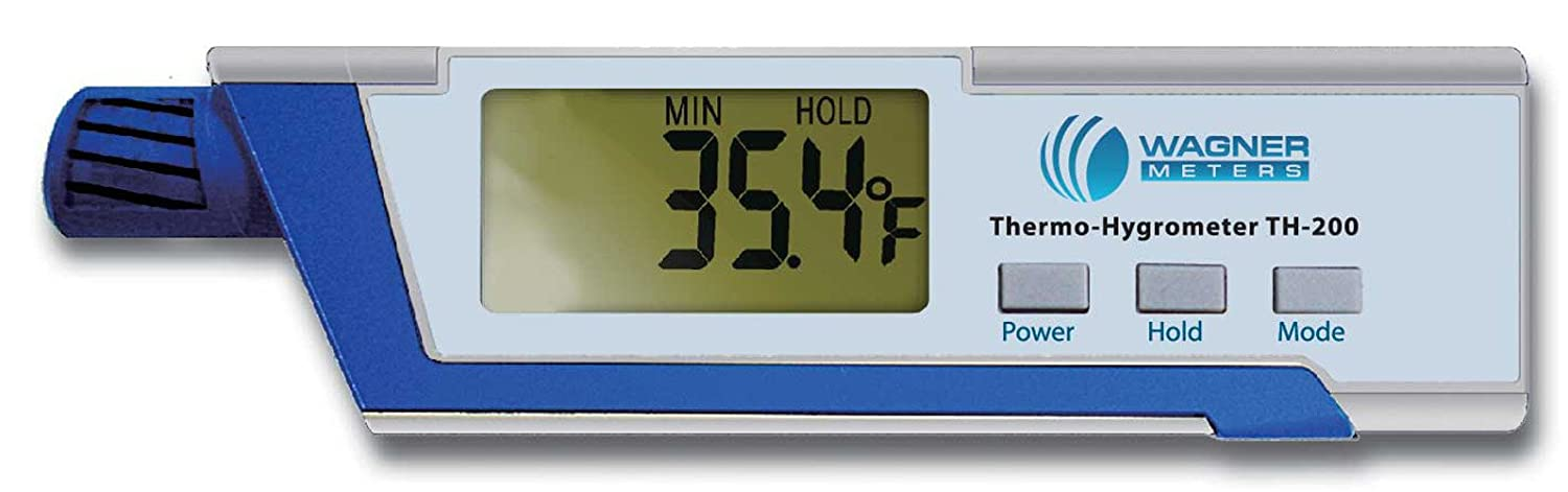 Wagner TH-200 Digital Thermo-Hygrometer